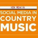 country music social media